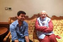 Vijay is like Salman Khan, says Modi