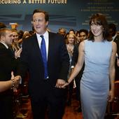 UK PM David Cameron promises tax-cut to half the British population if re-elected next year