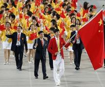 China off to golden start at Asian Games