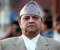 Nepal's ex-King Gyanendra leaves for three-week visit to India