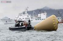 Korea ferry tragedy: Vice principal saved from sinking ship found hanging