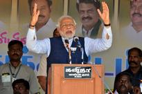 Chidambaram gave watches to voters: Modi