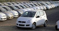 Domestic car sales rise 1.39 per cent in February