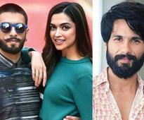 Shahid Kapoor behind Deepika Padukone-Ranveer Singh split?
