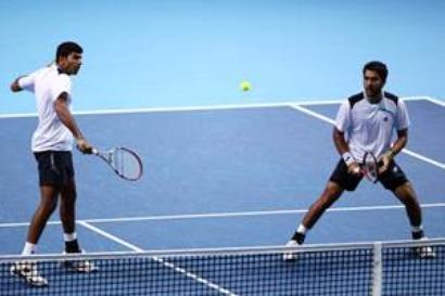 Sydney International: Bopanna-Qureshi advance, Paes-Stepanek out