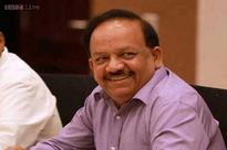 India lags far behind China, US in R&D expenditure: Harsh Vardhan
