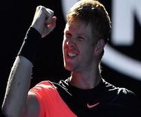 Edmund upsets Dimitrov to reach Open semis
