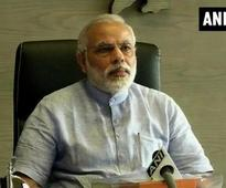 `Govt`s religion is India, only holy book is Constitution` : PM Modi (Update)