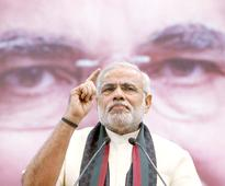 Narendra Modi slams Third Front says only NDA can provide stable government