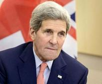 John Kerry in Egypt on First Leg of Mideast Tour