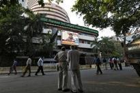 Sensex shed 112 points