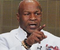 Tyson says he was sexually abused when when he was 7-years-old