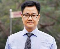 Terrorism threaten to disrupt development, progress: Rijiju