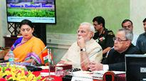 Develop defence, health  products: Modi to IITs