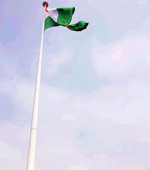 Tallest tricolour unfurled at Faridabad