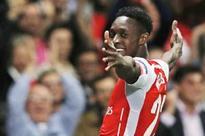 Welbeck treble helps Arsenal thrash Galatasaray 4-1