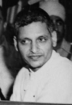 UP police prevent Godse supporters from installing assassin's statue