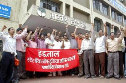 Banking services to be hit by Sep 2 strike