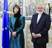 No guarantee of final Iran N-accord: EU foreign policy chief