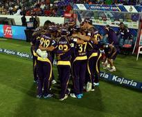 Live Cricket Score, Champions League Twenty20 Semifinal: Kolkata Knight Riders Face Hobart Hurricanes