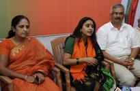 Unhappy with BJP for fielding only one woman: Malavika