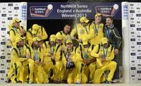 Australia set 306-run target for England in first ODI