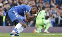 English Premier league: Sunderland hits Chelsea's title hopes with 2-1 win