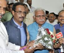 RSS ideologue ML Khattar to be new Haryana chief minister