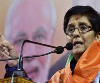 Will go back to speaking engagements at Oxford if lose elections, says Kiran Bedi