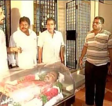 Indian engineer, shot dead in Kansas cremated in Hyderabad