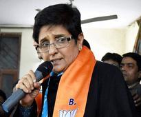 Cong too had asked me to join politics, says Kiran Bedi ...