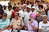 Veterans to boycott 1965 war events after OROP talks collapse
