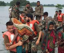 Army deployed for flood-relief operations in Assam and Bihar