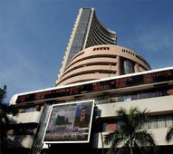 Sensex down 80 points on profit-booking in morning trade
