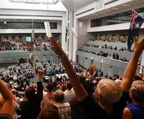 Australian parliament approve same-sex marriage