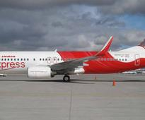 Insect found in Air India food