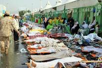 Haj stampede: 58 Indians lost lives, 78 missing