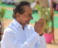 Telangana CM asks ministers to monitor flood situation
