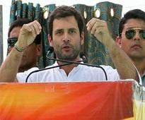 Rahul Gandhi to address Rajasthan rally today