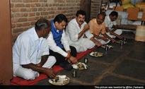 Devendra Fadnavis has Dinner at Farmer's House; Spends the Night There