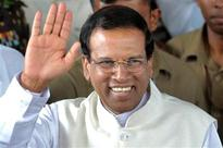New Lanka president Sirisena to visit India on Feb 16