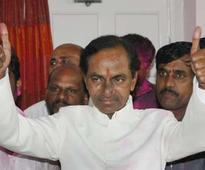 Why Telangana's KCR is sharing bank account information