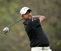 Anirban Lahiri Off to a Great Start, in Sole Lead at French Open