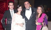 Boman Irani misses Dia Mirza's wedding