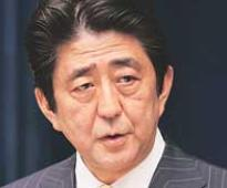Abe's party takes lead in polls ahead of Japan election