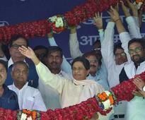 In Azamgarh, Mayawati seeks Dalit-Muslim unity