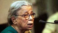 Writer-activist Mahasweta Devi passes away at 90
