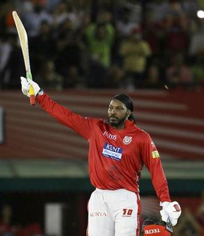'Gayle played to perfection; made sure he stayed till the end'