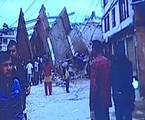 Quake: Slight damage to Pashupatinath temple
