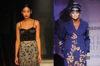 Anupama Dayal, Namrata Joshipura unveil their collections on day three of Amazon India Fashion Week in Delhi